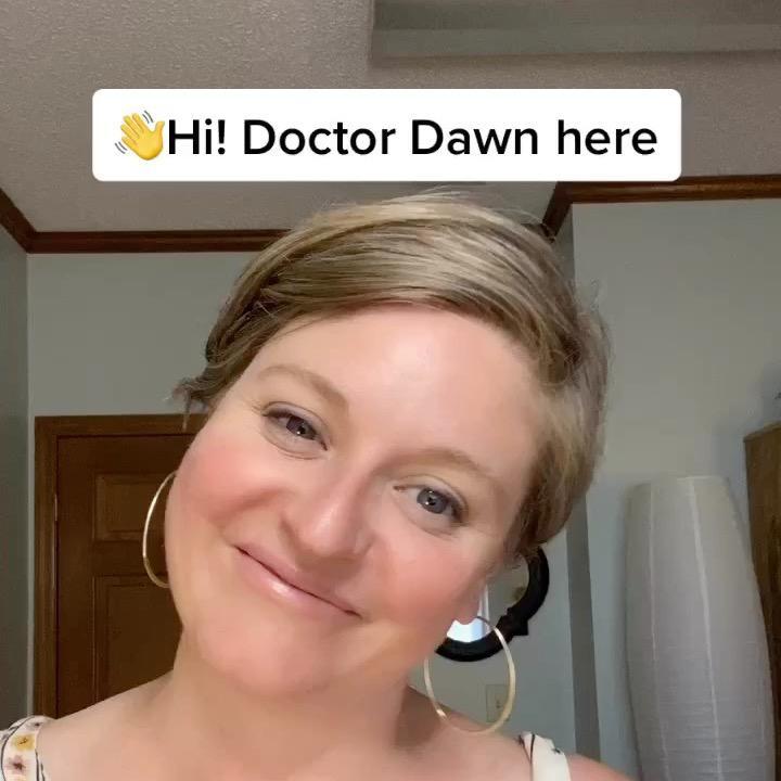 Dr. Dawn Garrison TikTok