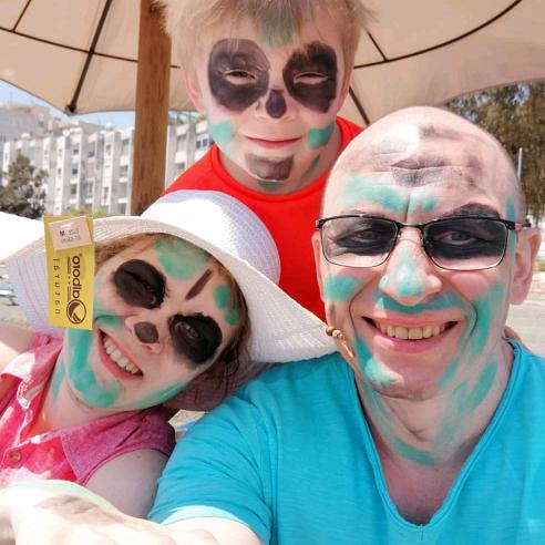 Zombie Family TikTok