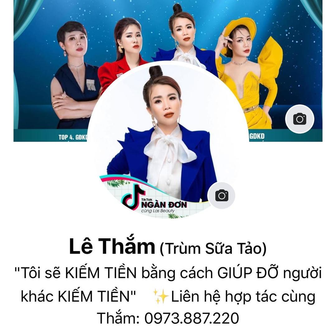 FB: Lê Thắm ✅ TikTok