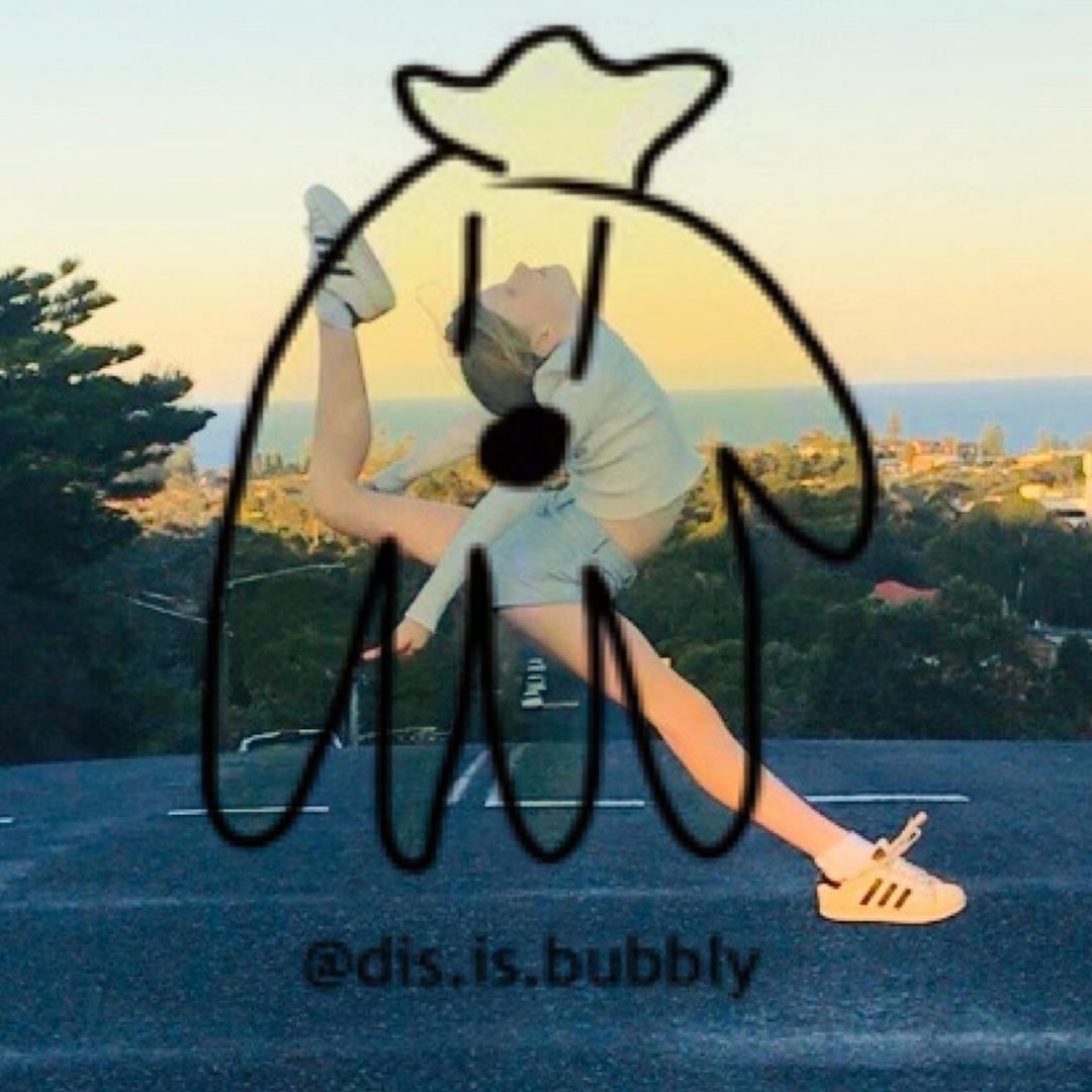 dis.is.bubbly TikTok