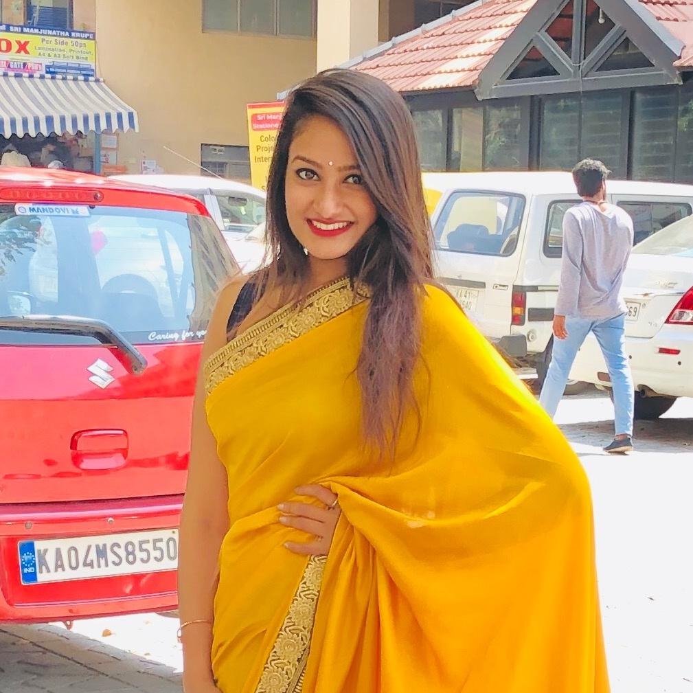 Greeshma Keshav TikTok