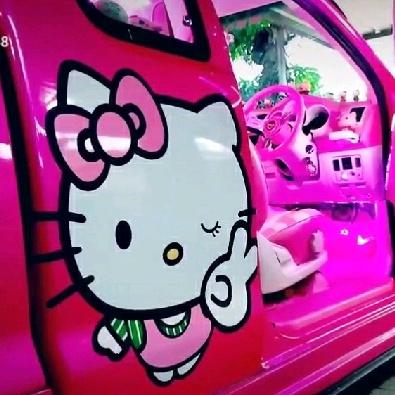 KittyCar1950 TikTok
