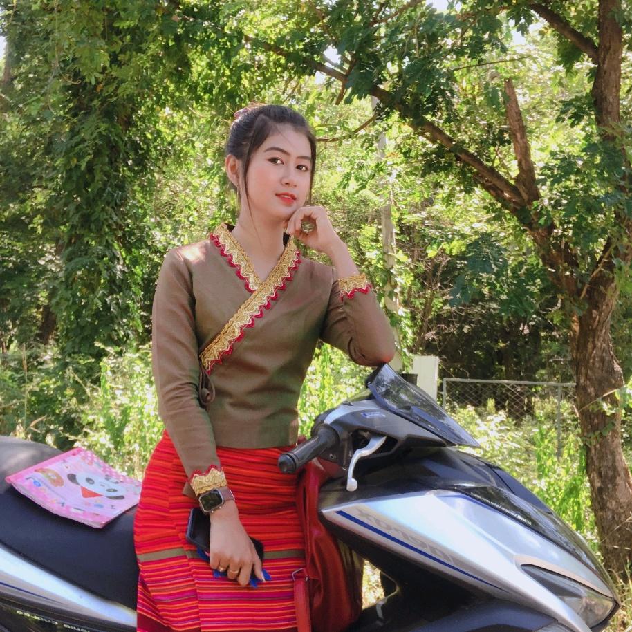Khaing Su Thin TikTok
