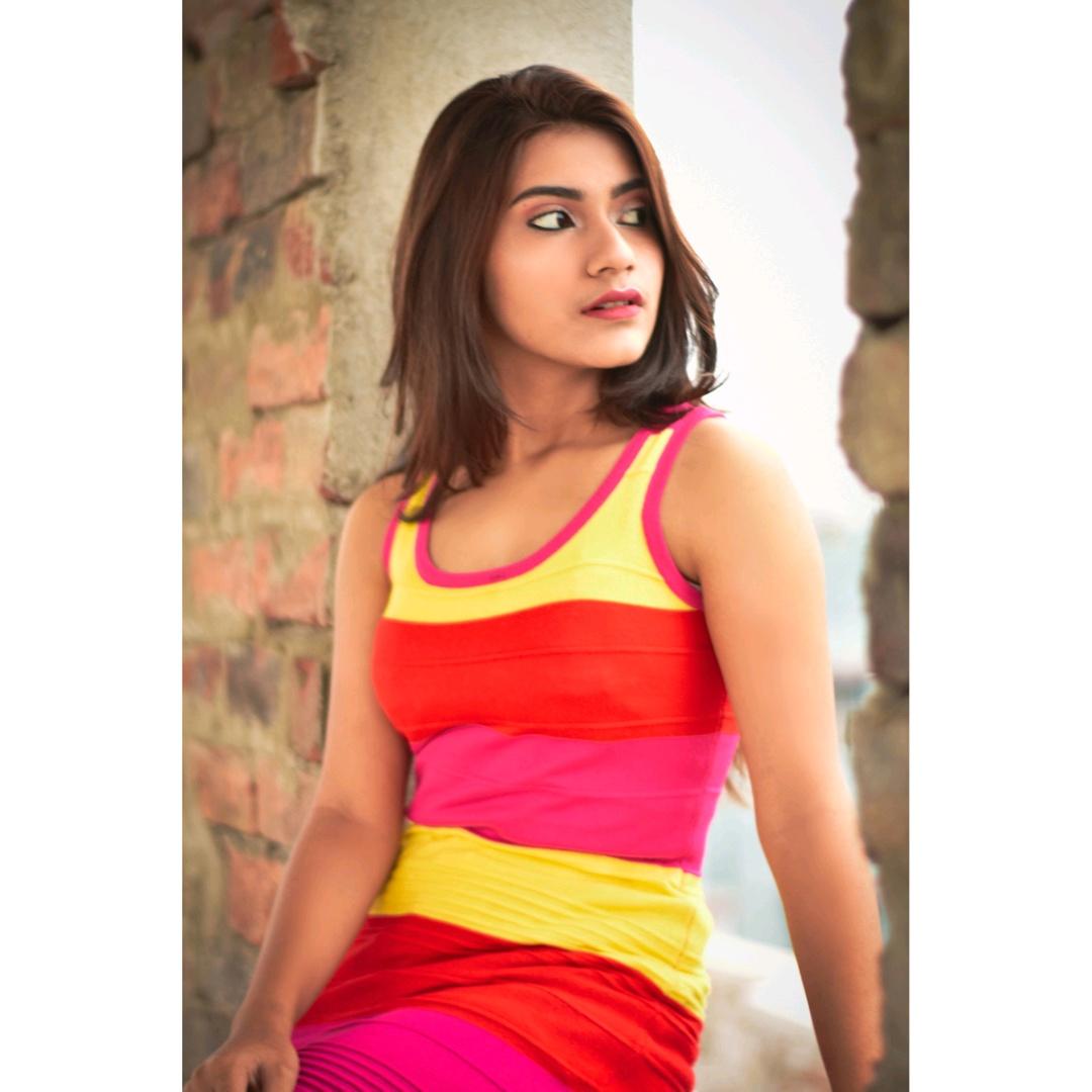Anuska Chakraborty TikTok