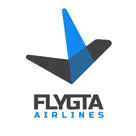 FLYGTA AIRLINES TikTok