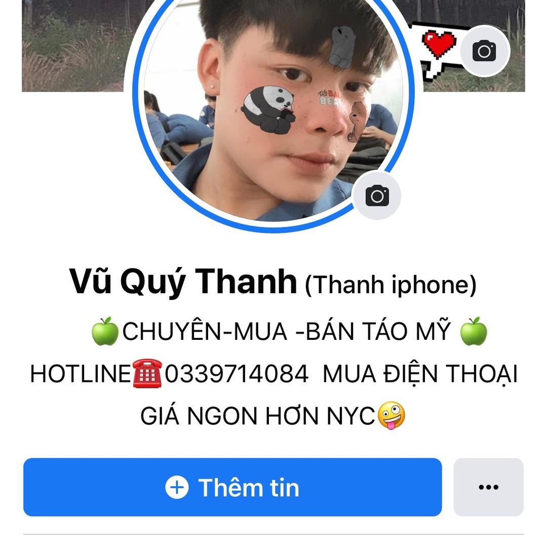 Vũ Quý Thanh TikTok