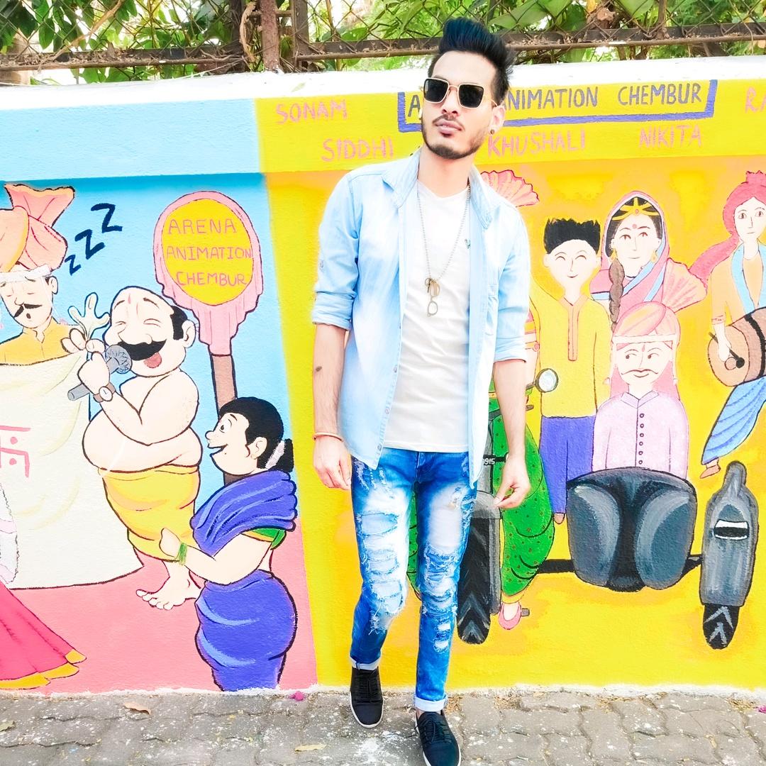Mr.Dinesh_D TikTok