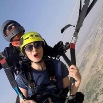 Paraglider TikTok