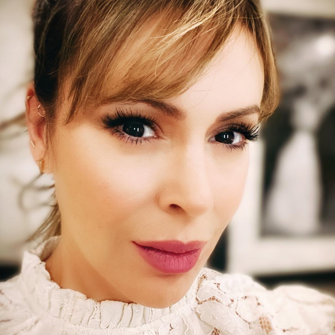 Alyssa Milano TikTok