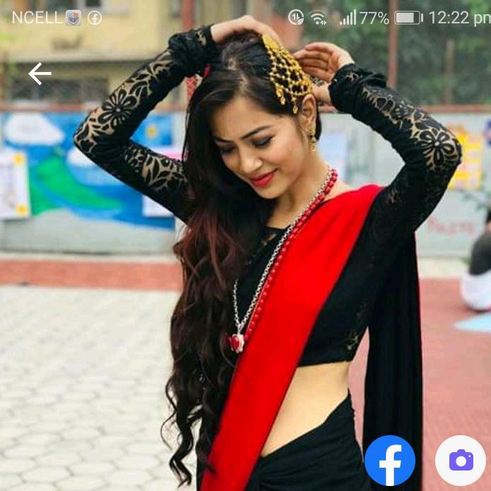 Namrata Shrestha TikTok