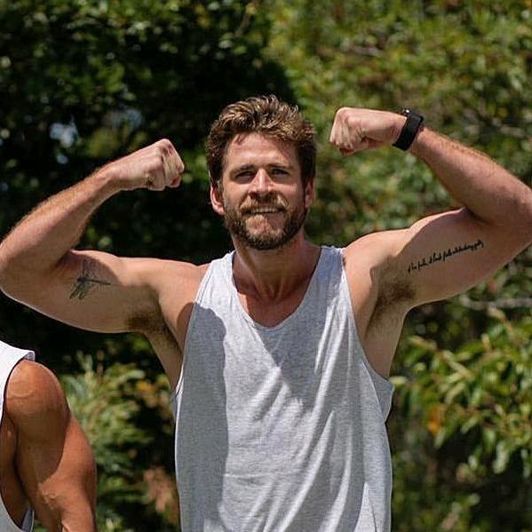 Liam Hemsworth TikTok