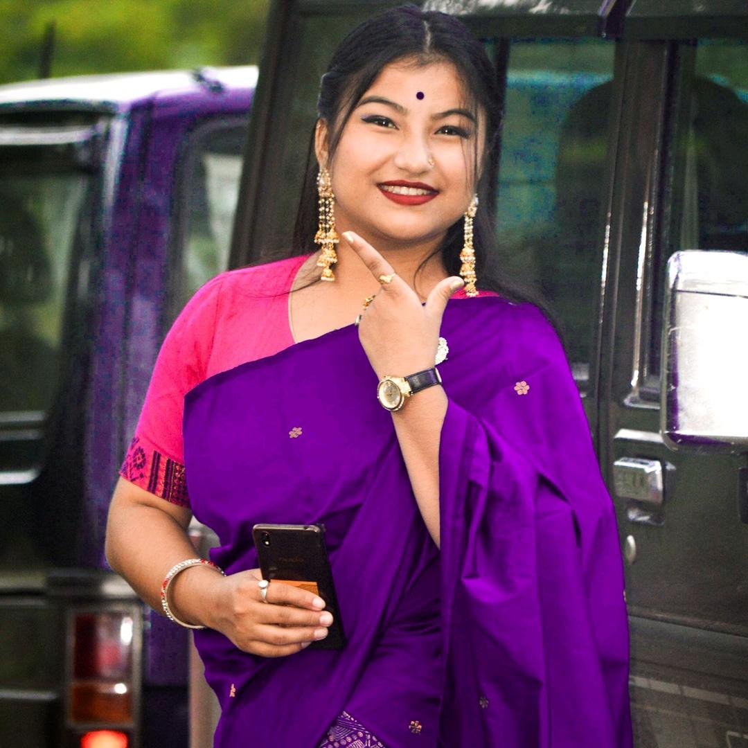 ChayaNika GogOi TikTok