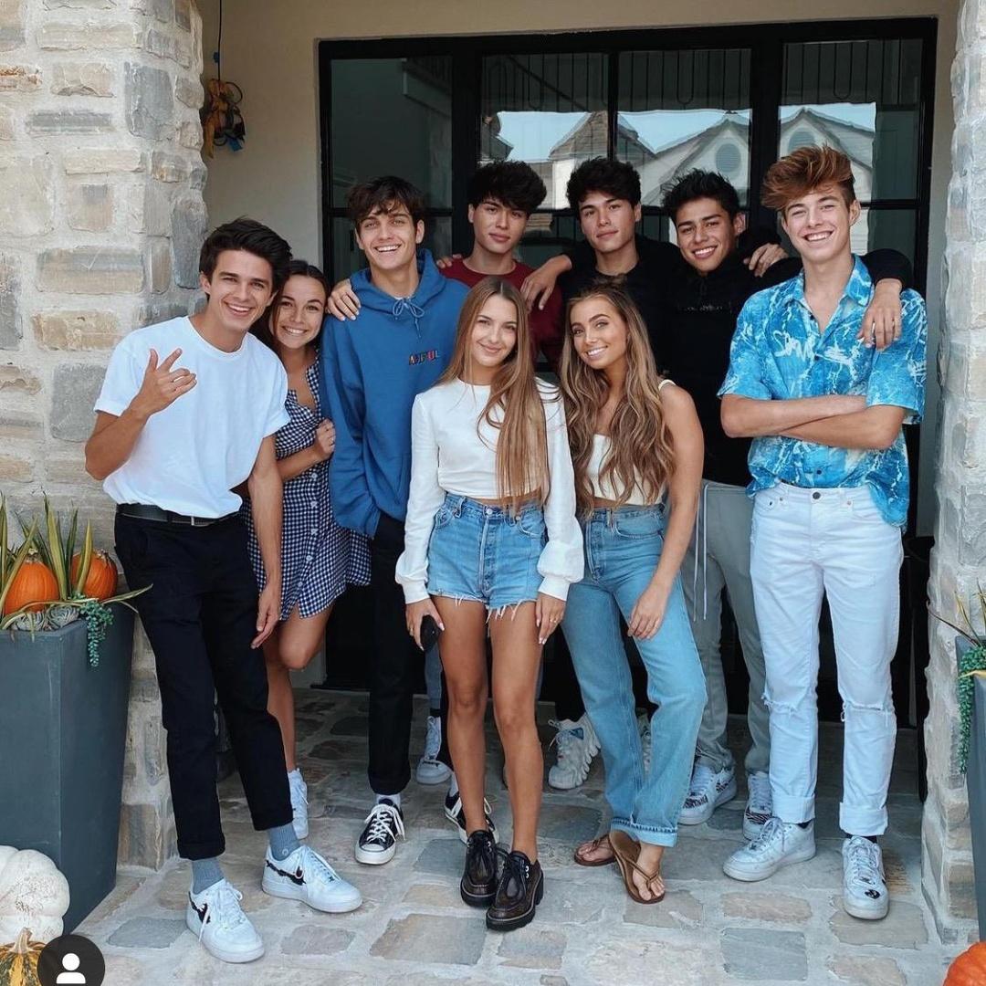 Brent and friends 💗 TikTok