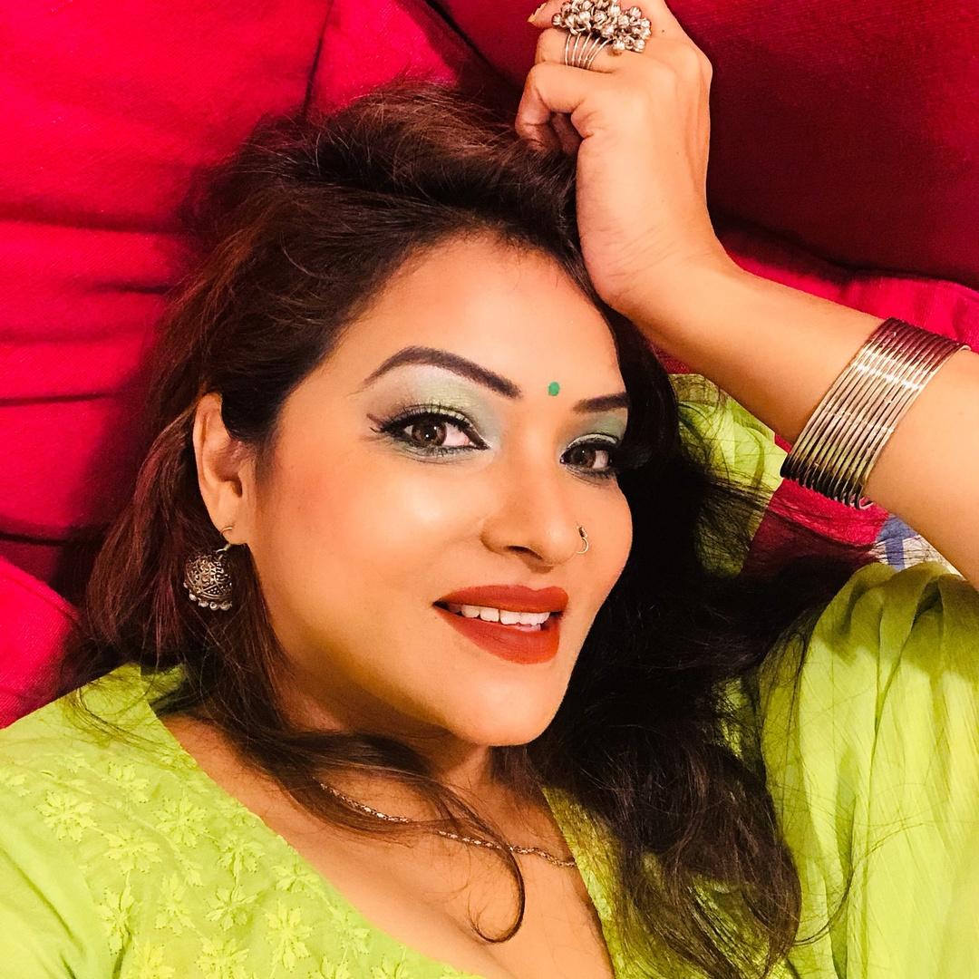 Khushbu Patel TikTok