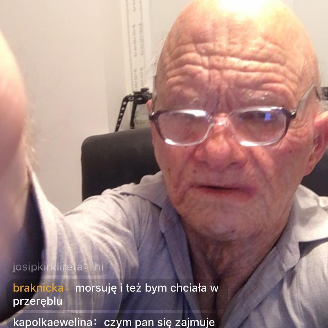 Grandpa TikTok