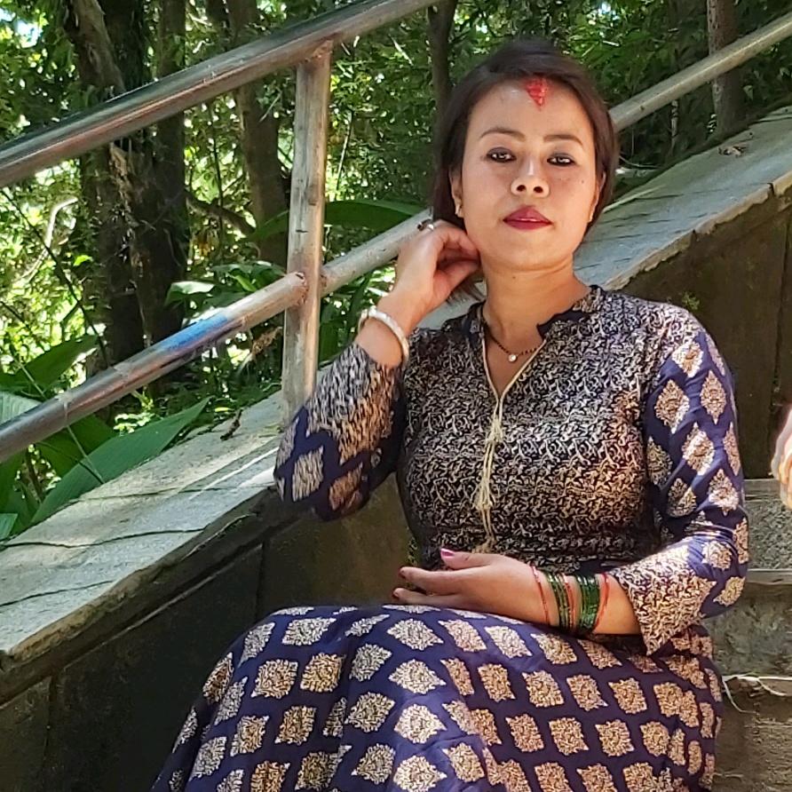 Deepa_Shrestha TikTok