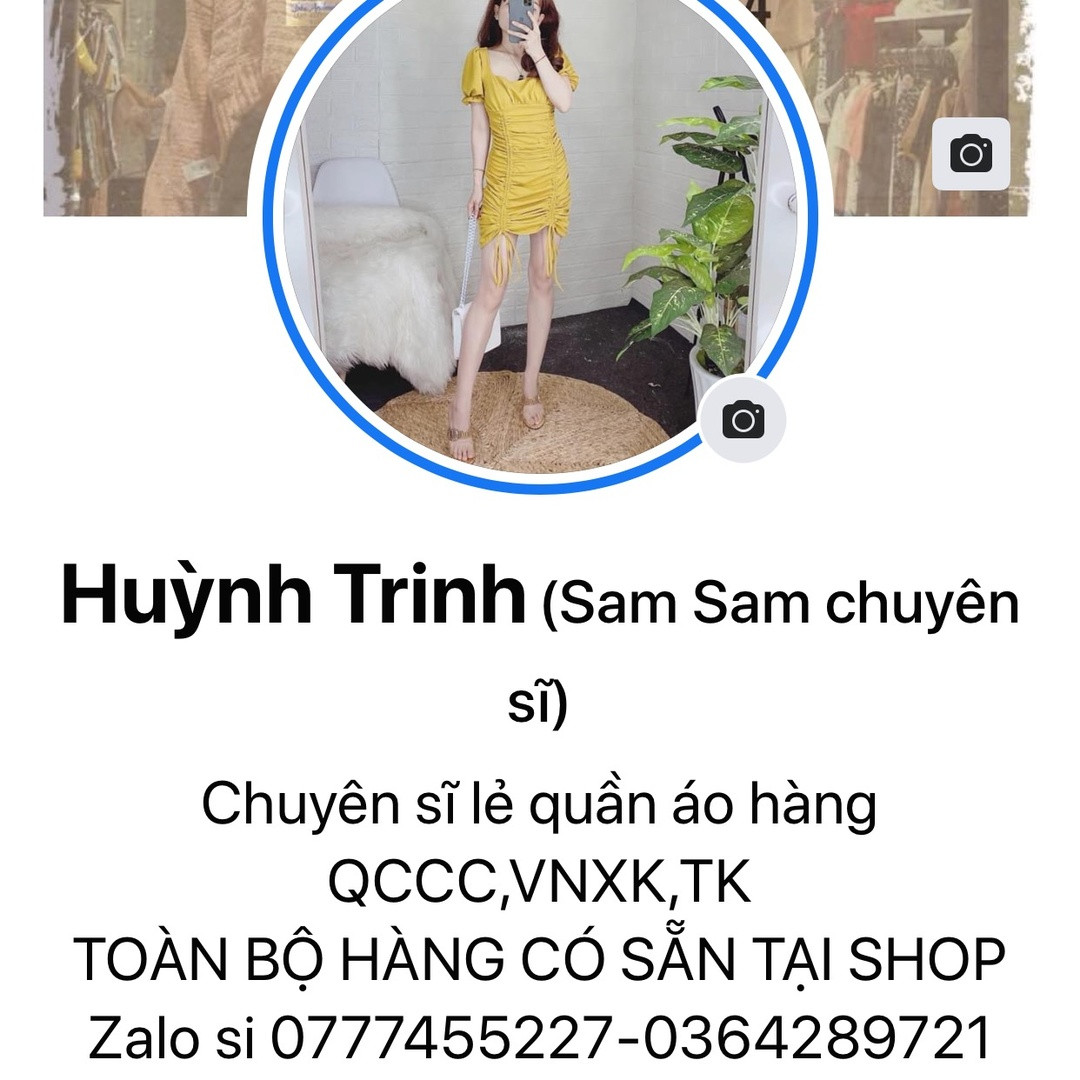 Huỳnh Trinh TikTok