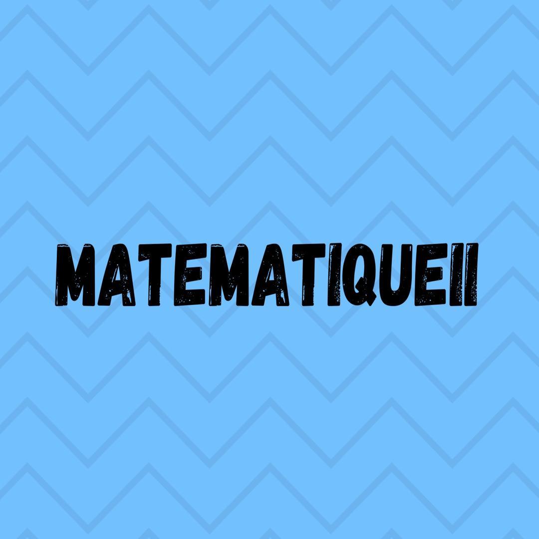 Matematiqueii TikTok