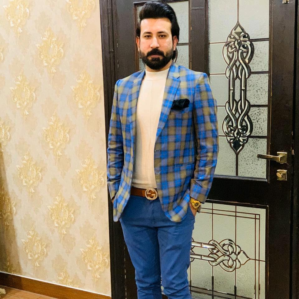 Rana Haider Khan TikTok
