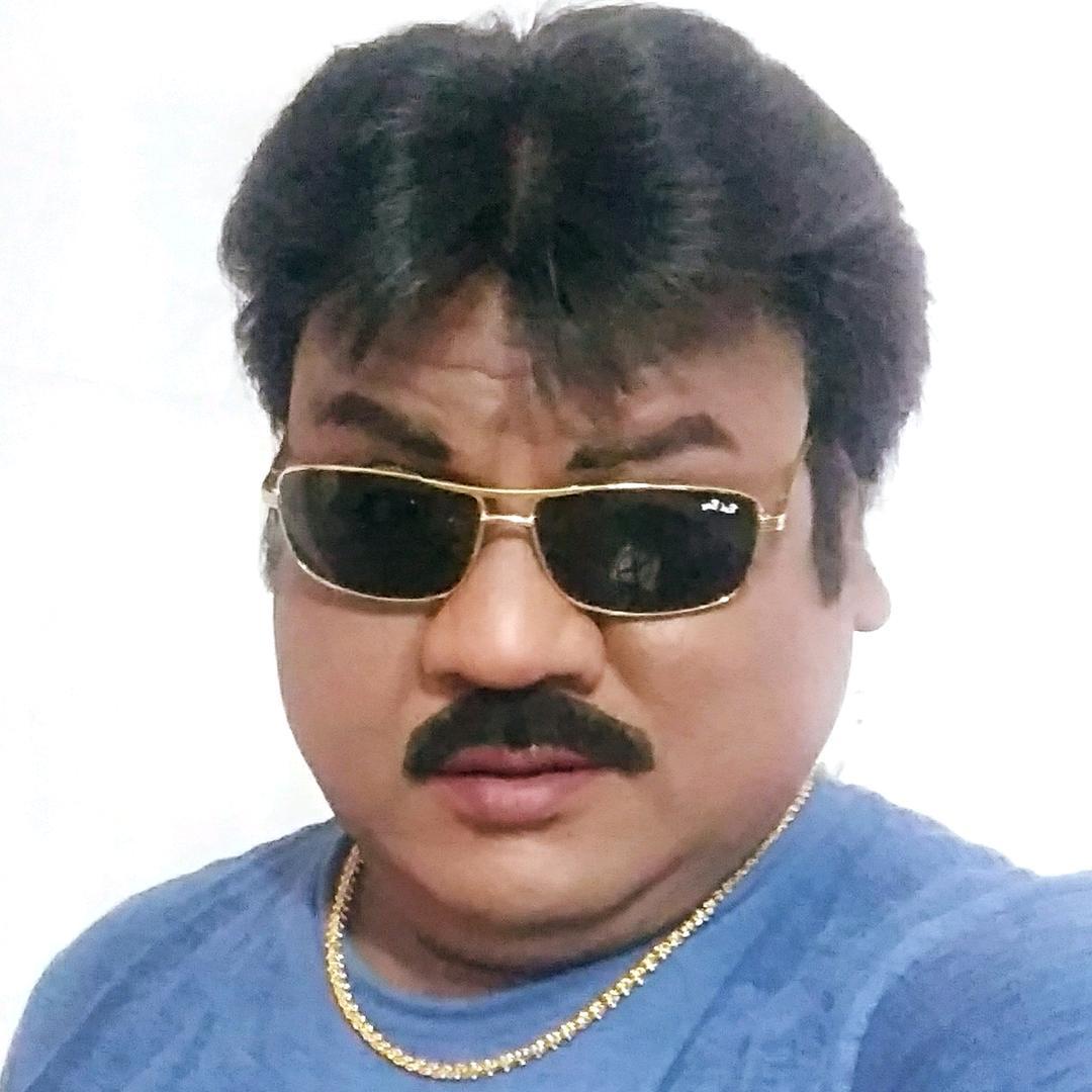 Vijayakanth Ganesh TikTok