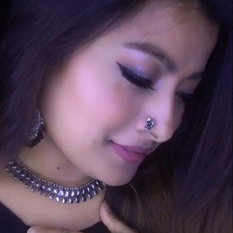 Sushma  Chhetri TikTok
