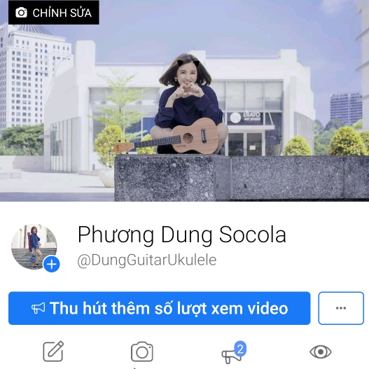 Phương Dung Socola TikTok