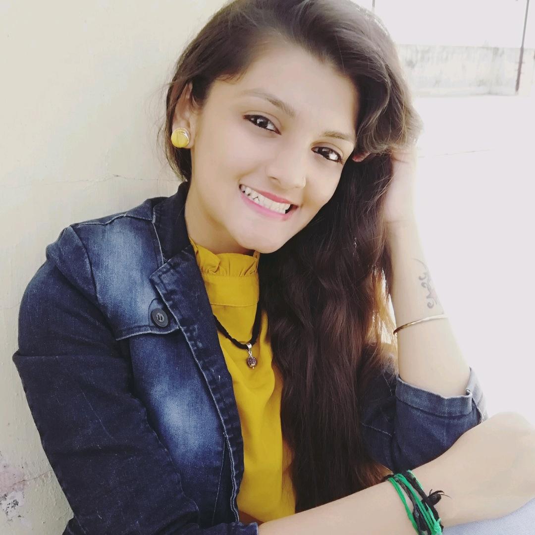 Riddhi Goswami TikTok