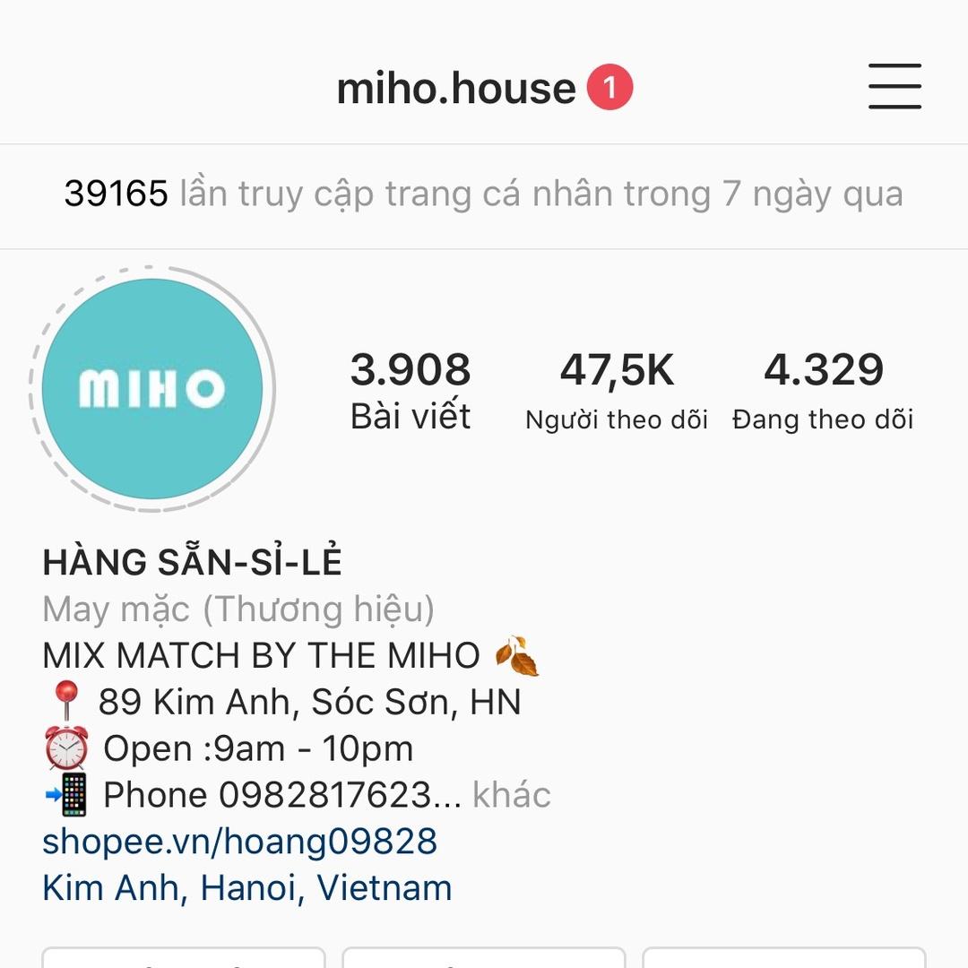 Miho.house TikTok