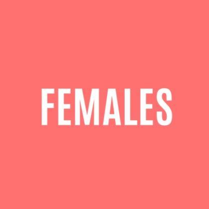 females TikTok