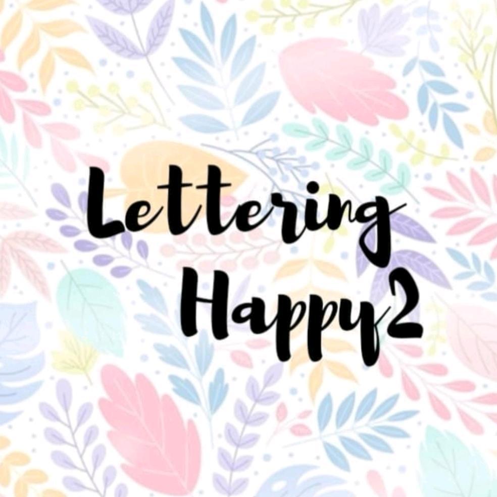 lettering_happy TikTok