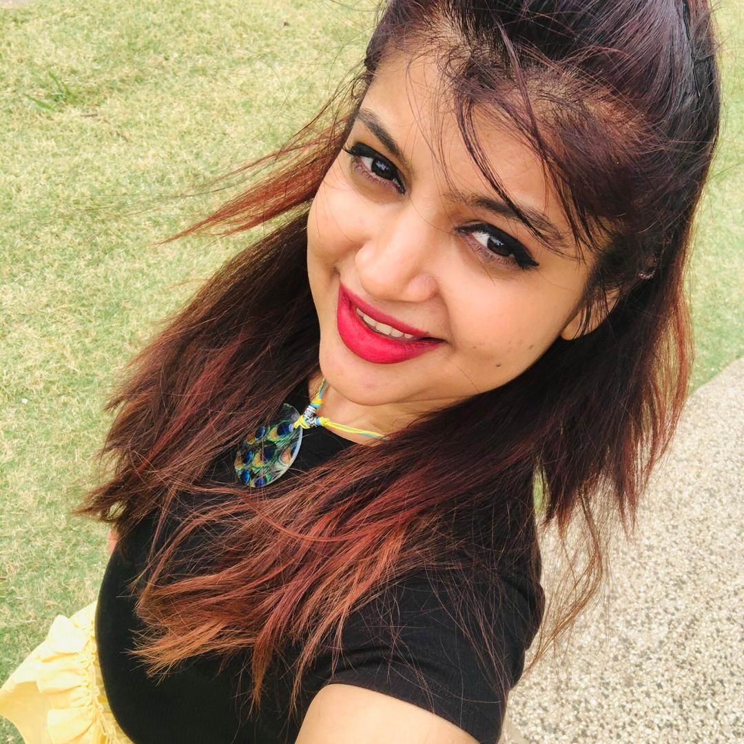 Heena Sharma TikTok