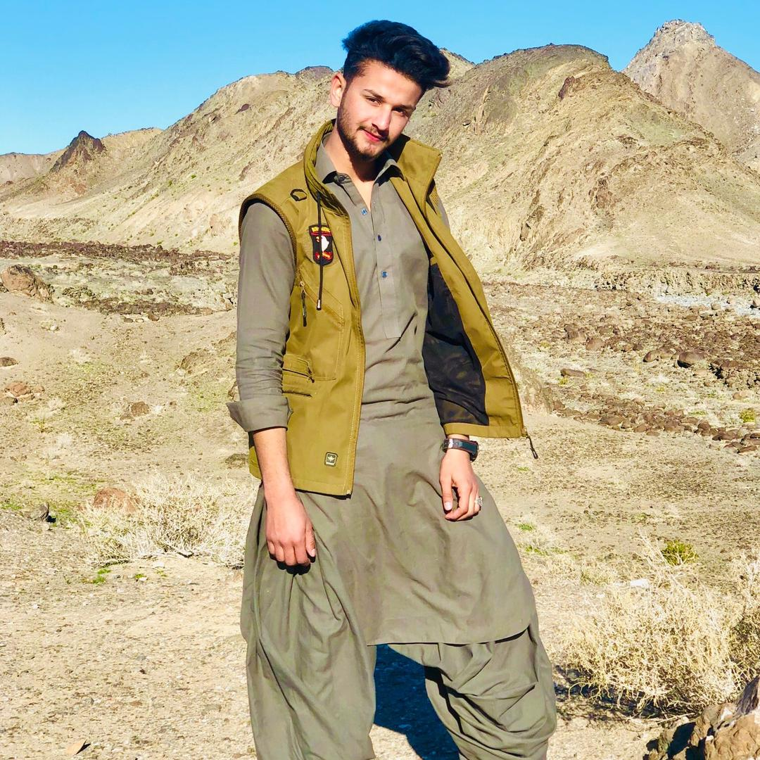 wajid baloch TikTok
