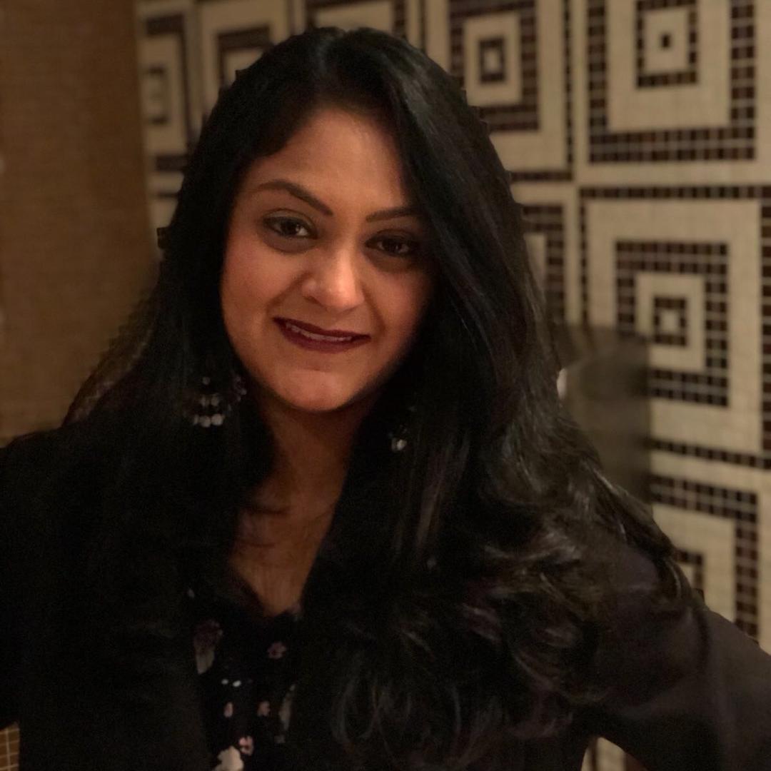 Krena Patel TikTok