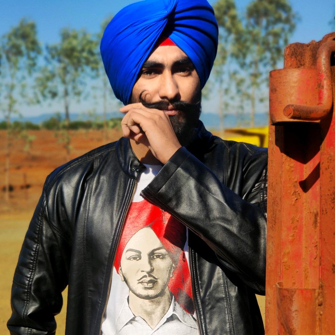 Aashu Singh Saini TikTok