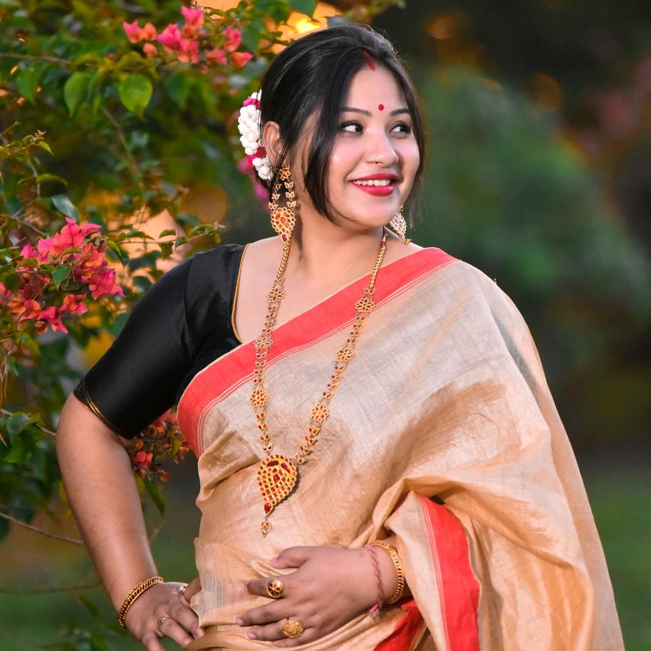 @Arunima Bharali TikTok
