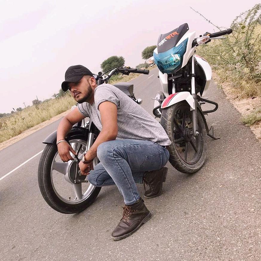 Ajay Saini TikTok