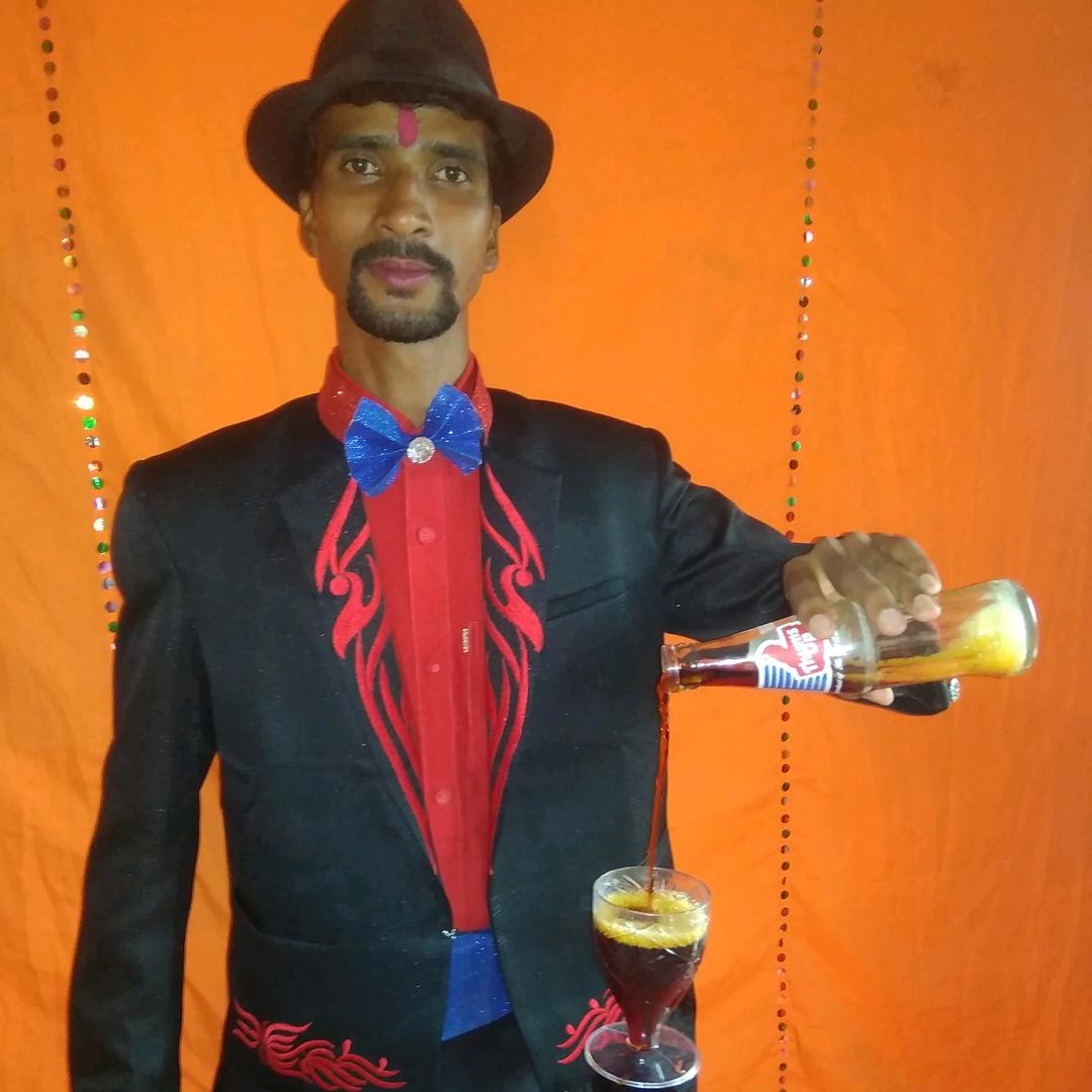 Magician Anil raj TikTok