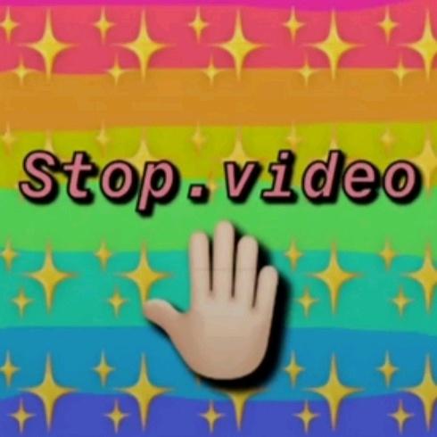 Stop video TikTok