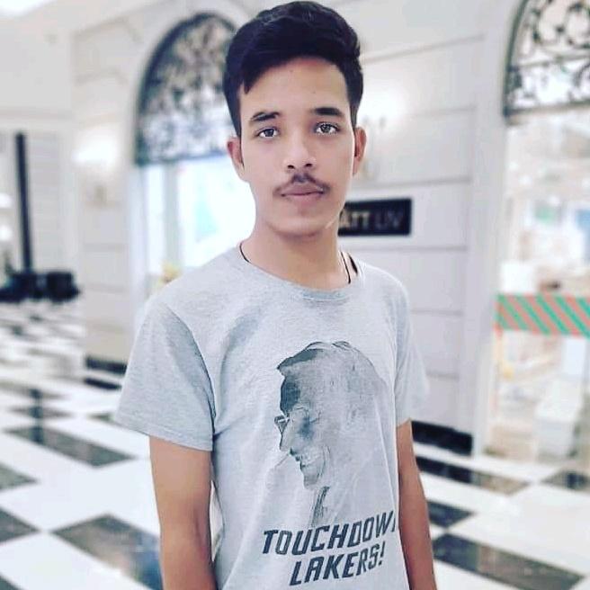 Syed Hamza Gilani TikTok