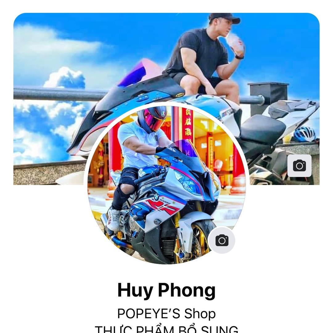 🌈 Huy Phong 🧬 TikTok