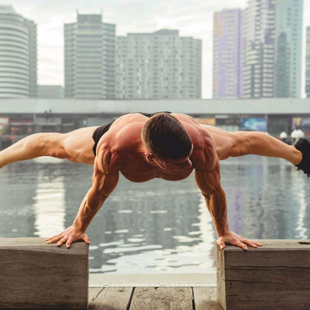 Workout tutorial TikTok