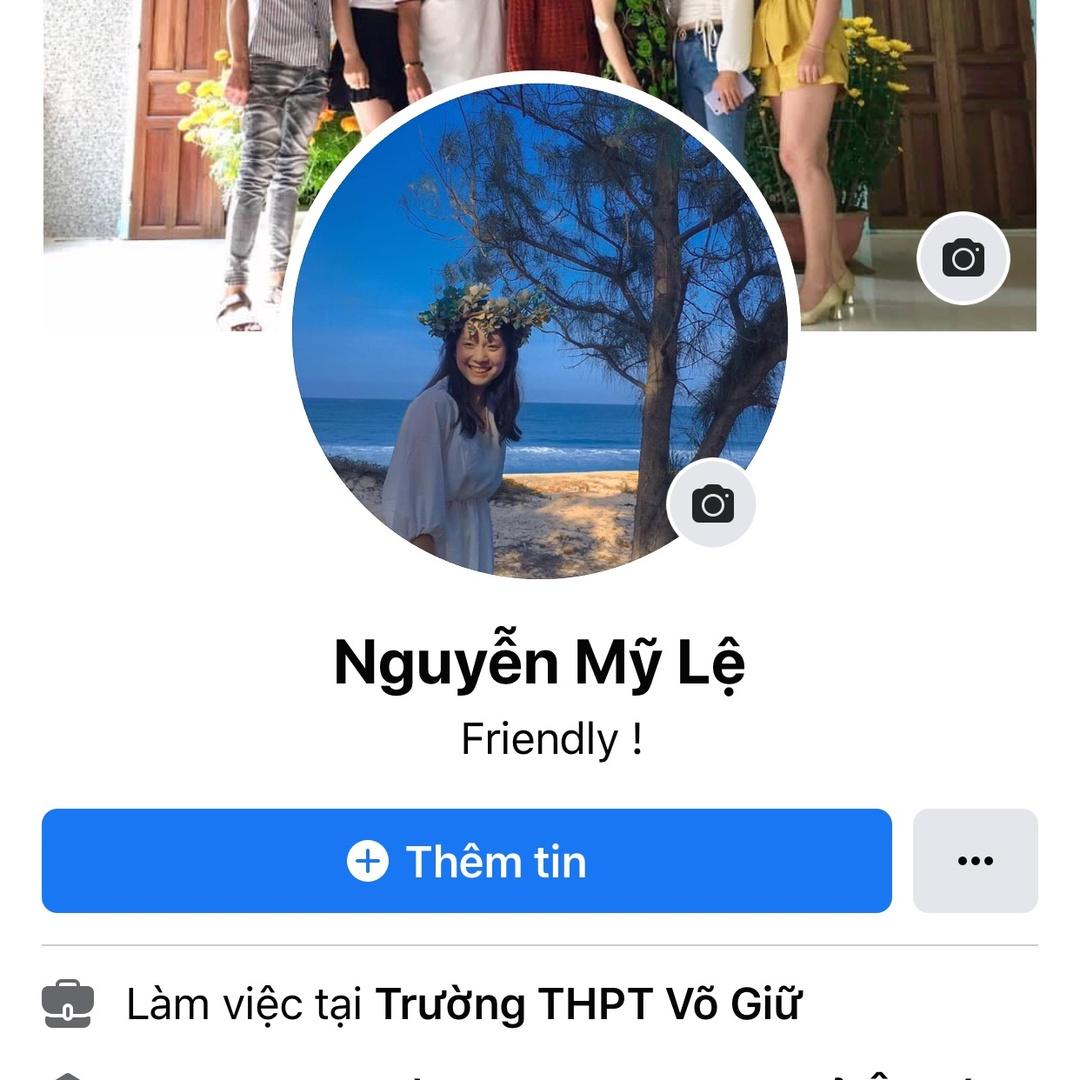 Nguyễn Thị Mỹ Lệ 🦅2003 TikTok