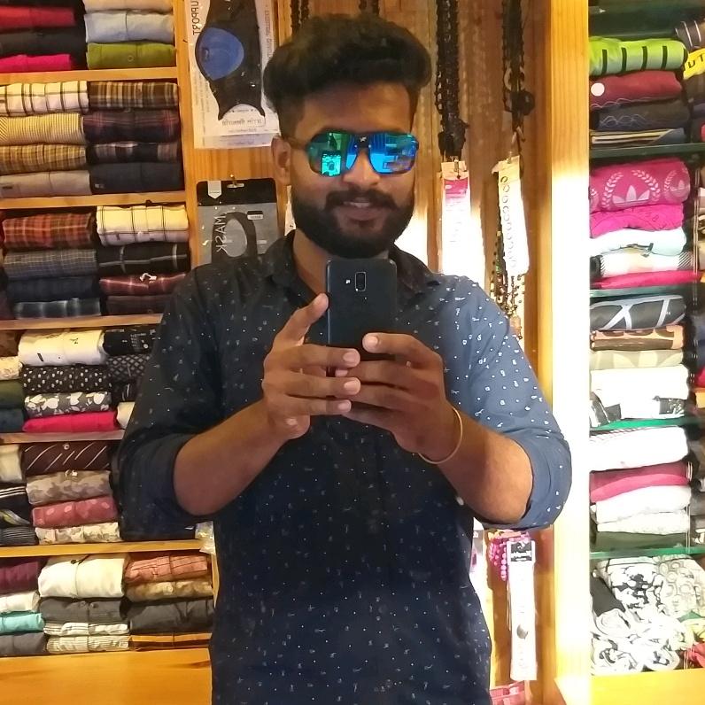 Ananthu TikTok